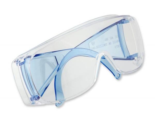 Schutzbrille transparent EN166 suki