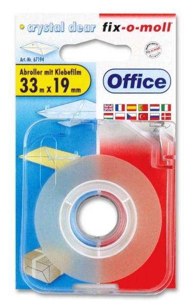 Klebefilm-Abroller für 33m Tape fix-o-moll
