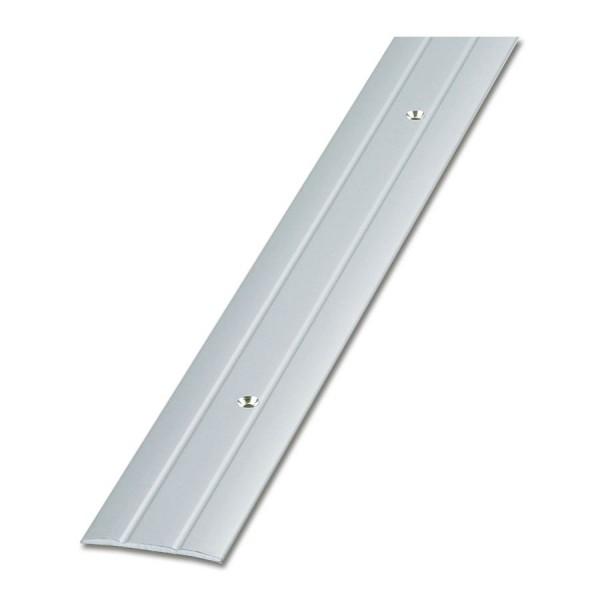 Übergangsprofil Aluminium fix-o-moll 90cm x 37mm alu-natur