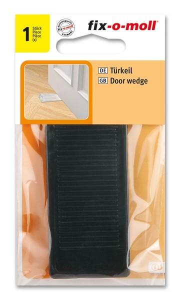 Türkeil schwarz 98mm x 40mm fix-o-moll