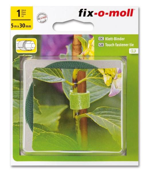 Klettbinder garden fix-o-moll 5m x 30mm
