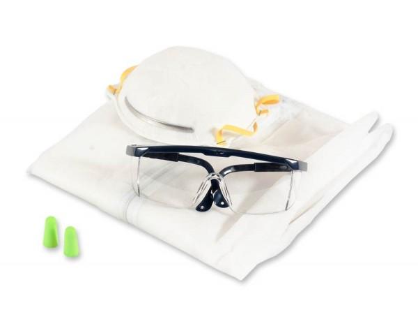 Arbeitsschutz-Set 4-teilig suki