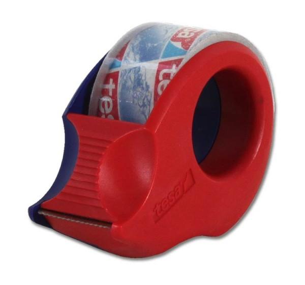 Mini-Abroller tesa mit Klebefilm