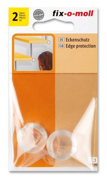 Eckenschutz transparent fix-o-moll