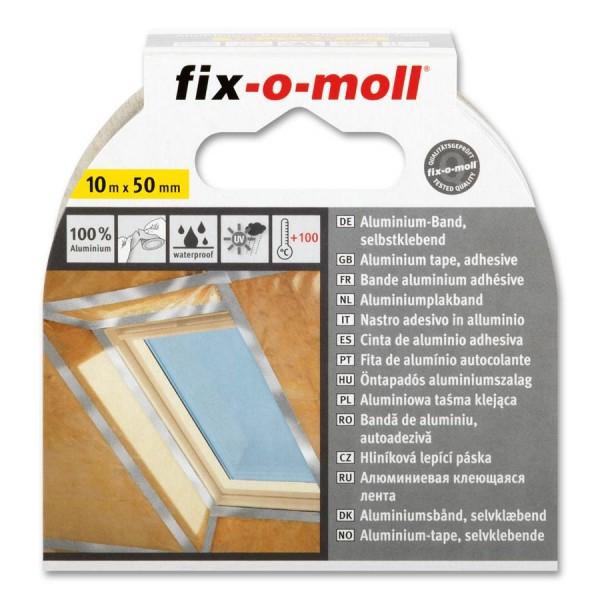 Aluminiumband Reparaturband fix-o-moll 30 µm