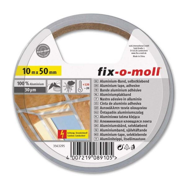 Aluminiumband fix-o-moll 30 µm