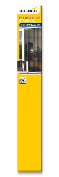 Insektenschutz-Vorhang STANDARD Schellenberg 100 x 220cm