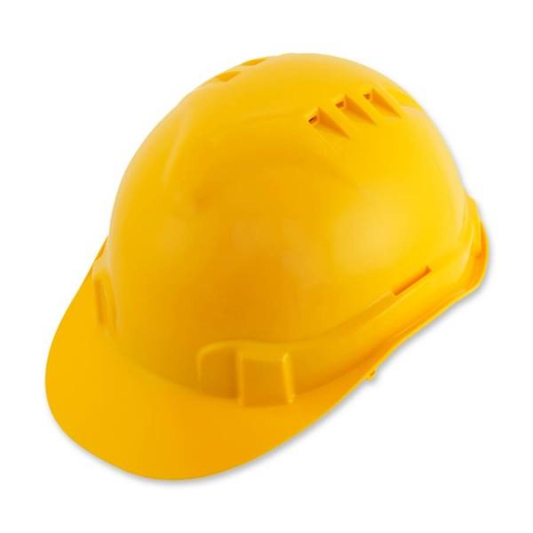 Schutzhelm gelb suki