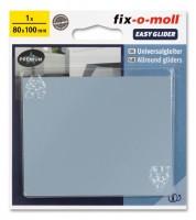 PTFE Universal Gleiter fix-o-moll selbstklebend 80 x 100 mm
