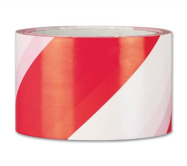 Warnband rot-weiß fix-o-moll