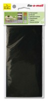 Filzzuschnitt selbstklebend fix-o-moll 200 x 100 mm braun
