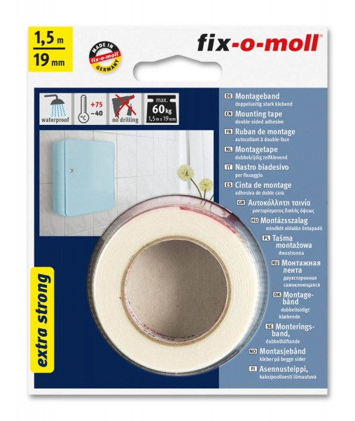 Montageband extra strong fix-o-moll