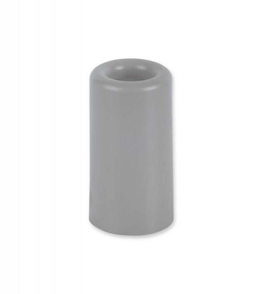 Türstopper Weichkunststoff grau 40 x 70 mm suki