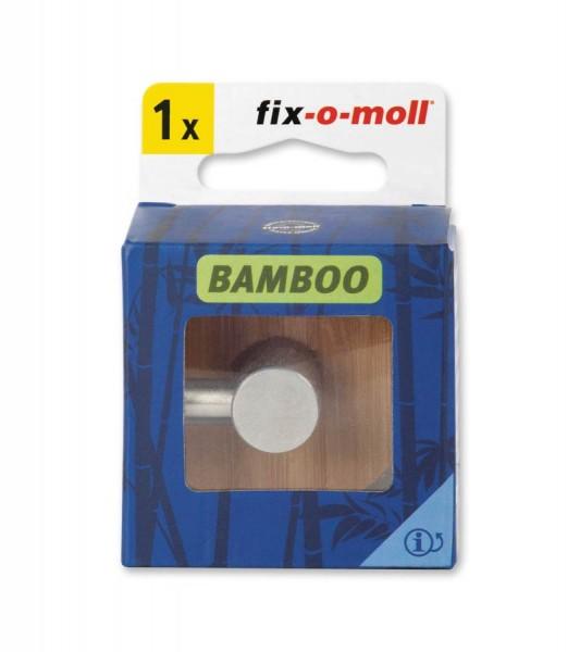Haken Bamboo selbstklebend fix-o-moll