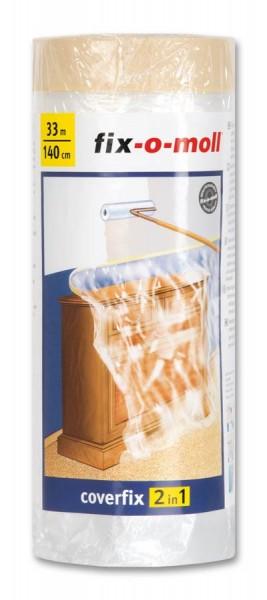 Kreppband Coverfix fix-o-moll 33m x 140cm