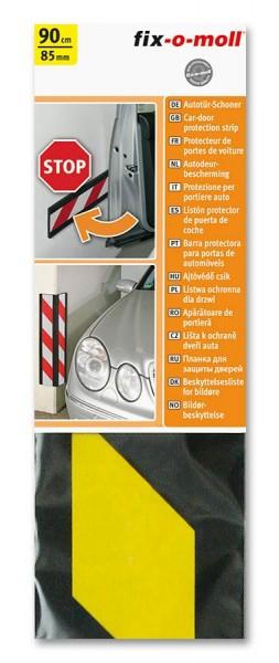 Autotür-Schoner mit Warnband gelb-schwarz fix-o-moll
