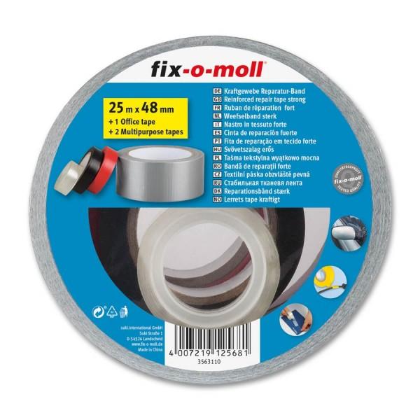 fix-o-moll Powerband Set 4-teilig