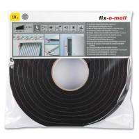 Universal-Schaumdichtband fix-o-moll selbstklebend 10 m x 15 x 9 mm