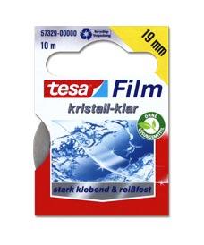 SUPER-SALE: tesa Klebefilm kristal-klar 10m x 19mm