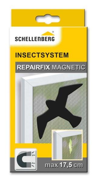 Insektenschutz Reparatur-Set MAGNETIC Schellenberg