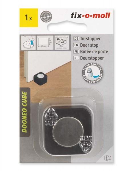 Türstopper DOONEO CUBE selbstklebend fix-o-moll
