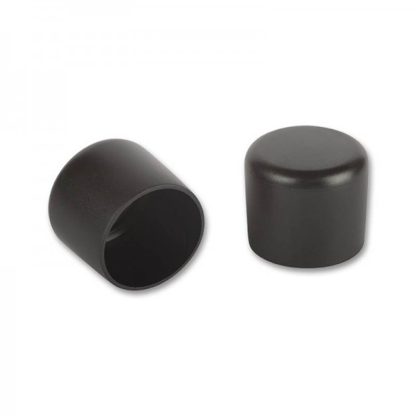 Rohrkappen rund 35 mm schwarz VE 50 fix-o-moll