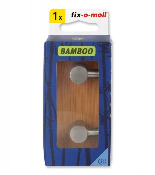 Haken Bamboo Duo selbstklebend fix-o-moll