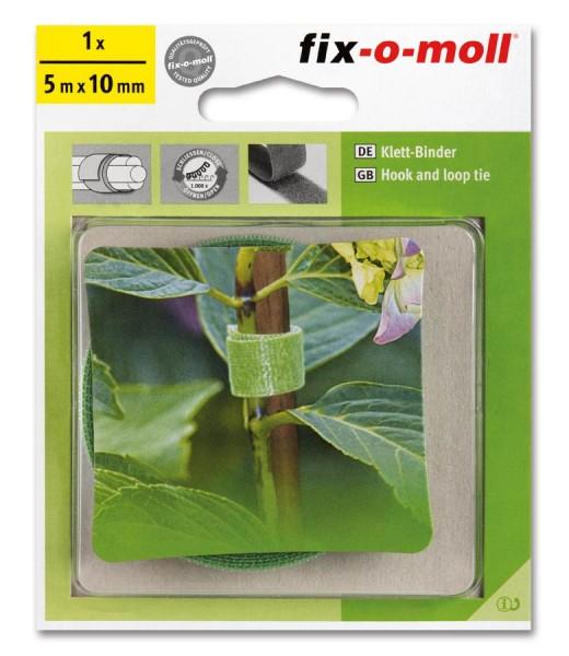 Klettbinder garden fix-o-moll 5m x 10mm