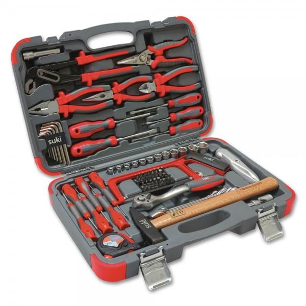 suki Werkzeugkoffer 81teilig