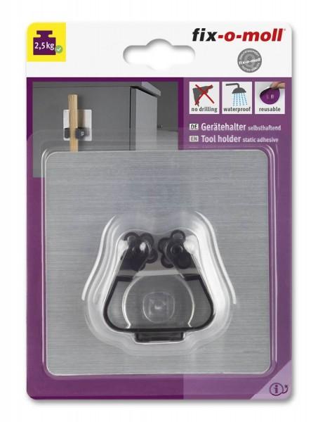 Gerätehalter selbsthaftend fix-o-moll