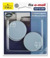 PTFE Universal Gleiter fix-o-moll selbstklebend rund 50 mm